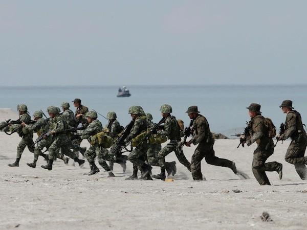 Mỹ - Philippines mở rộng gấp đôi quy mô tập trận chung ảnh 1