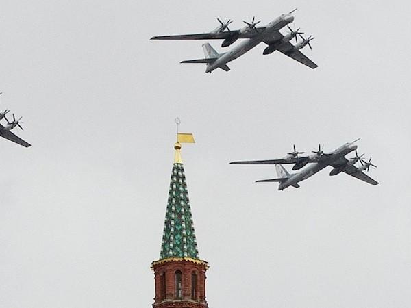 Nga đã tăng cường hoạt động của các máy bay ném bom tầm xa kể từ khi quan hệ của nước này với Mỹ trở nên xấu đi vì cuộc khủng hoảng tại Ukraine