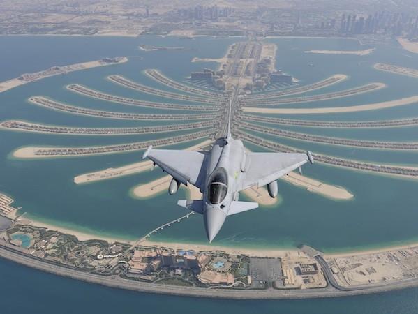 """Đức tiếp tục """"mời"""" Ấn Độ tiêm kích Eurofighter Typhoon ảnh 1"""