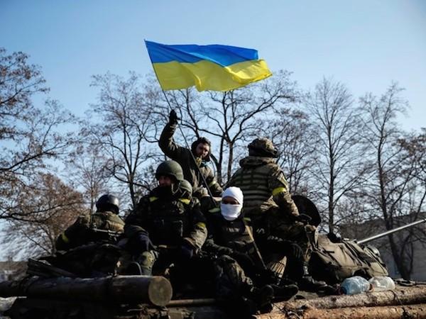 Xung đột tại Ukraine đang có dấu hiệu nóng trở lại