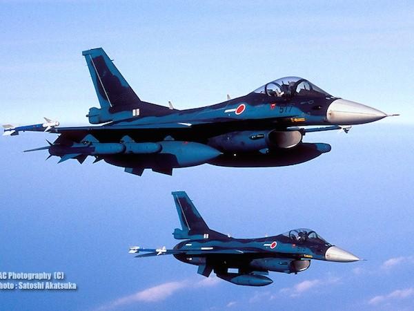 Chiến đấu cơ Nhật Bản làm việc với cường độ cao như thời Chiến tranh lạnh