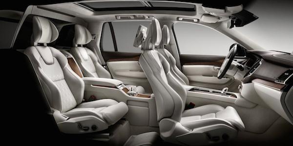 Volvo trình làng phiên bản XC90 Excellence siêu sang trọng ảnh 6