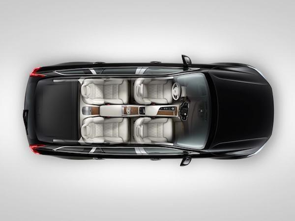 Volvo trình làng phiên bản XC90 Excellence siêu sang trọng ảnh 4