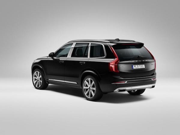 Volvo trình làng phiên bản XC90 Excellence siêu sang trọng ảnh 3