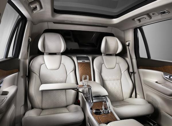 Volvo trình làng phiên bản XC90 Excellence siêu sang trọng ảnh 2