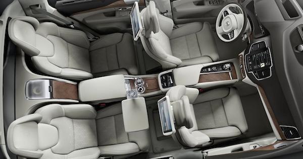 Volvo trình làng phiên bản XC90 Excellence siêu sang trọng ảnh 5