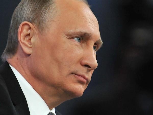Tổng thống Putin: Nga không phục tùng bất kì ai ảnh 1