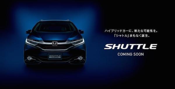 Honda chính thức trình làng mẫu xe Shuttle 2015 ảnh 3
