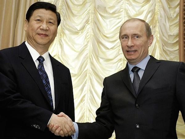 Hợp tác Trung Quốc - Nga làm thay đổi trật tự thế giới ảnh 1