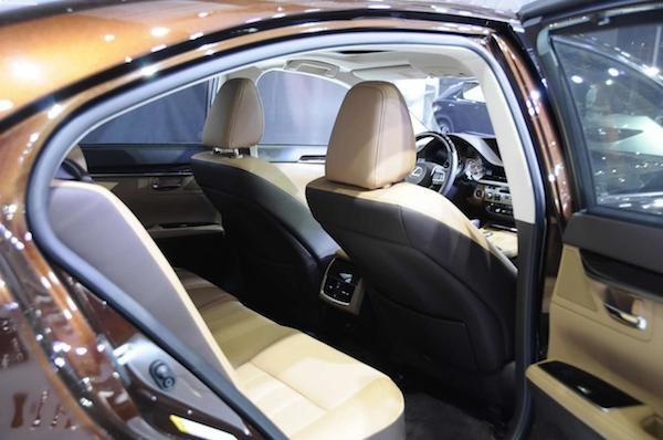 """""""Xế sang"""" Lexus ES 2016 chính thức xuất hiện ảnh 2"""