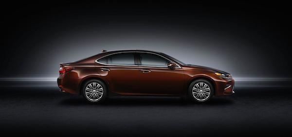 """""""Xế sang"""" Lexus ES 2016 chính thức xuất hiện ảnh 7"""