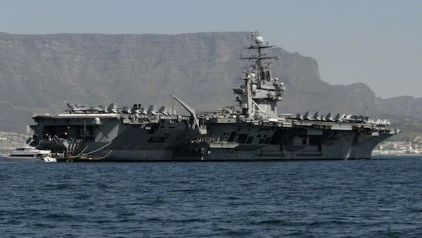 Mỹ điều thêm tàu chiến đến ngoài khơi Yemen ảnh 1