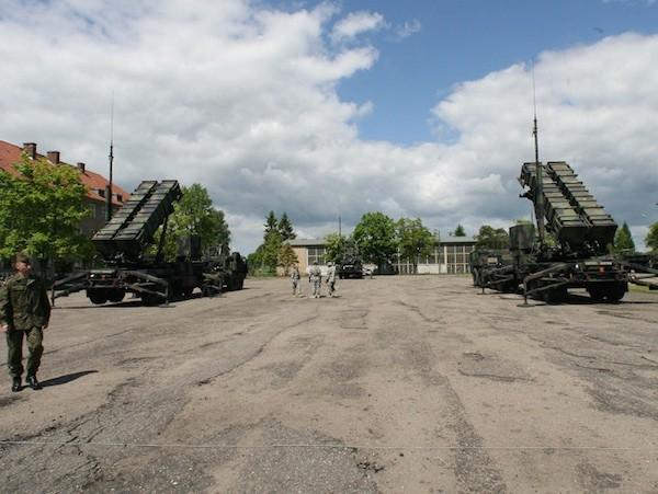 Ba Lan mua Patriot như một phần của chương trình hiện đại hoá quân đội