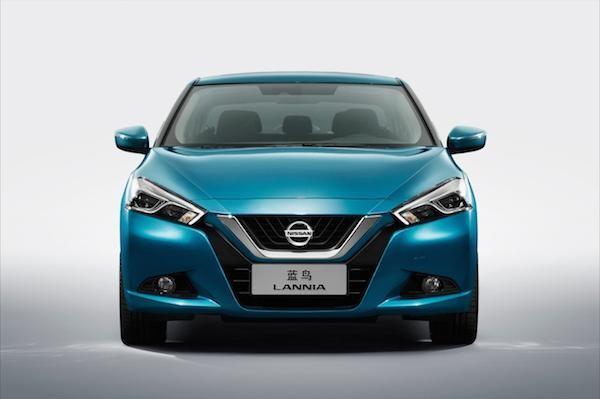 Nissan Lannia phiên bản sản xuất chính thức xuất hiện ảnh 7
