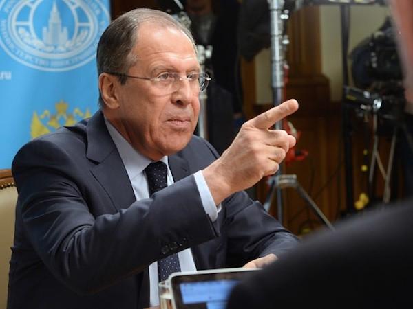 Ngoại trưởng Lavrov: Mỹ dùng khủng hoảng Ukraine để ngăn hợp tác Nga-Đức ảnh 1