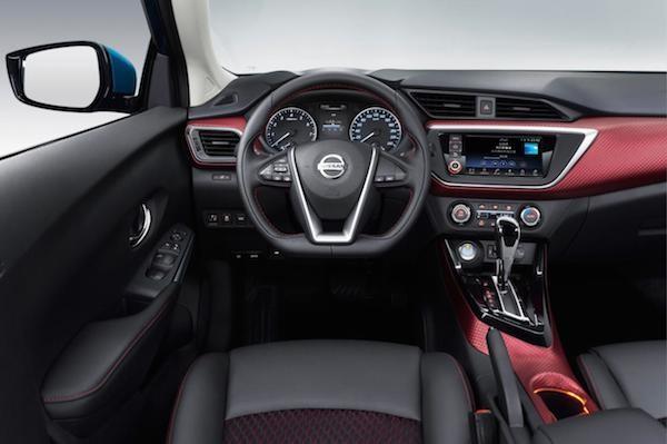 Nissan Lannia phiên bản sản xuất chính thức xuất hiện ảnh 9