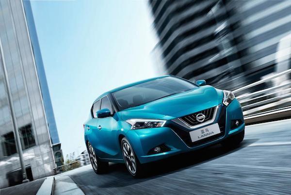 Nissan Lannia phiên bản sản xuất chính thức xuất hiện ảnh 6