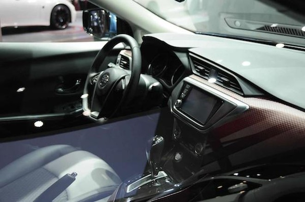 Nissan Lannia phiên bản sản xuất chính thức xuất hiện
