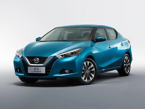 Nissan Lannia phiên bản sản xuất chính thức xuất hiện ảnh 1