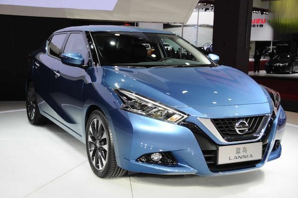 Nissan Lannia phiên bản sản xuất chính thức xuất hiện ảnh 4