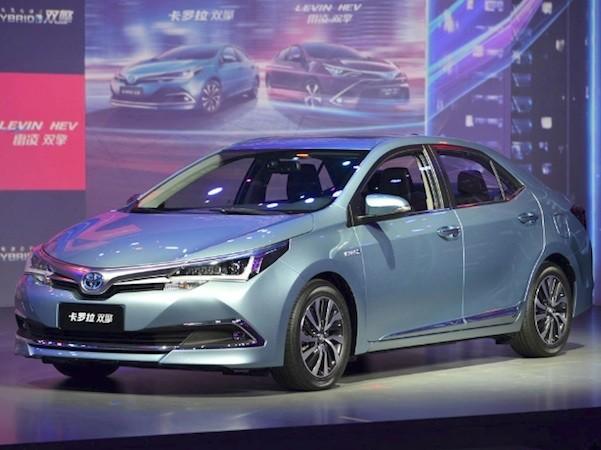 Toyota Altis Hybrid xuất hiện với nhiều điểm mới mẻ ảnh 2