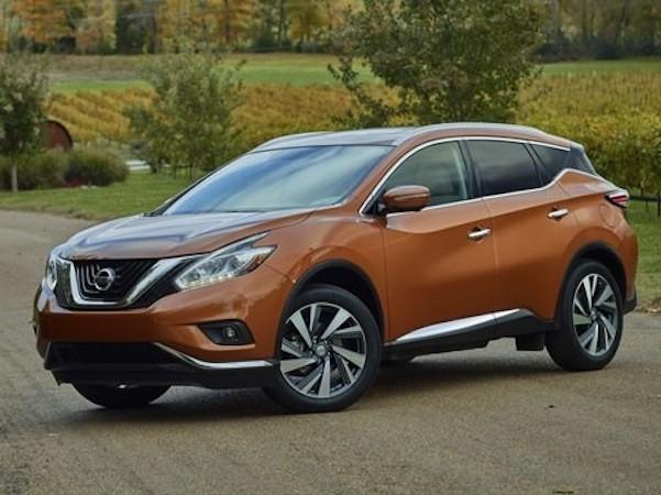 Nissan chính thức ra mắt mẫu xe Murano Hybrid mới ảnh 1