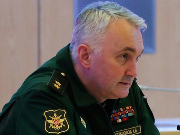 Trung tướng Andrey Kartapolov, Giám đốc phụ trách hoạt động Bộ Tổng Tham mưu Nga