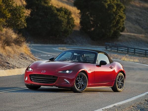 Mazda MX-5 Miata có mức tiêu thụ nhiên liệu tiết kiệm hơn 25% ảnh 1