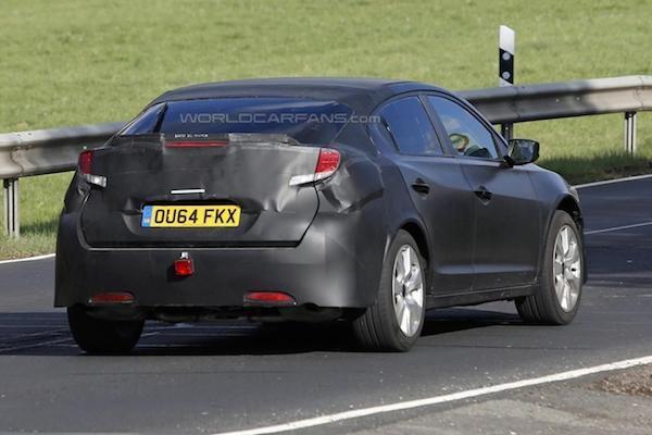Honda Civic thế hệ mới lộ ảnh trên đường chạy thử