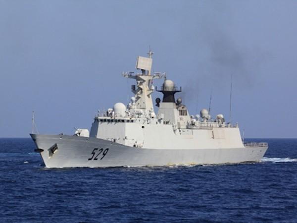 Trung Quốc có thể dùng tập trận chung để giới thiệu tàu chiến cho Nga ảnh 1
