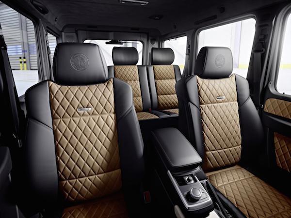 Mercedes-Benz G-Class mới: Thể thao và mạnh mẽ ảnh 4