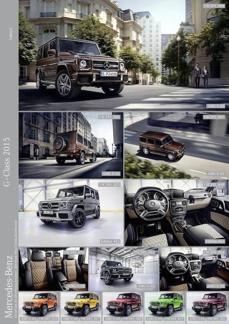 Mercedes-Benz G-Class mới: Thể thao và mạnh mẽ ảnh 11