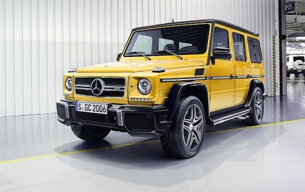 Mercedes-Benz G-Class mới: Thể thao và mạnh mẽ ảnh 6