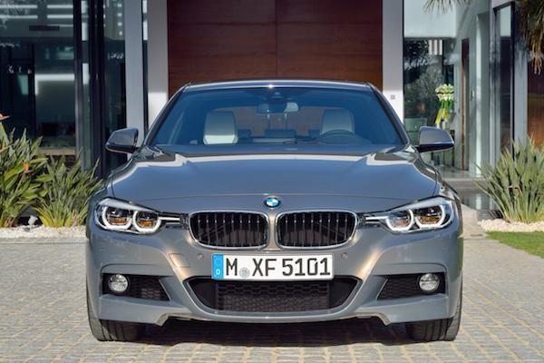 BMW 3-series mới: Cao cấp và nhiều lựa chọn hơn ảnh 6
