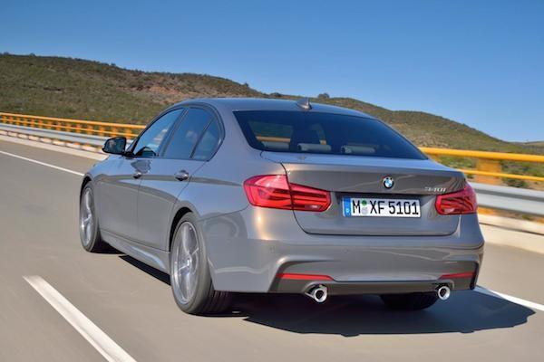 BMW 3-series mới: Cao cấp và nhiều lựa chọn hơn ảnh 4