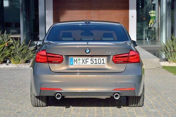 BMW 3-series mới: Cao cấp và nhiều lựa chọn hơn ảnh 5
