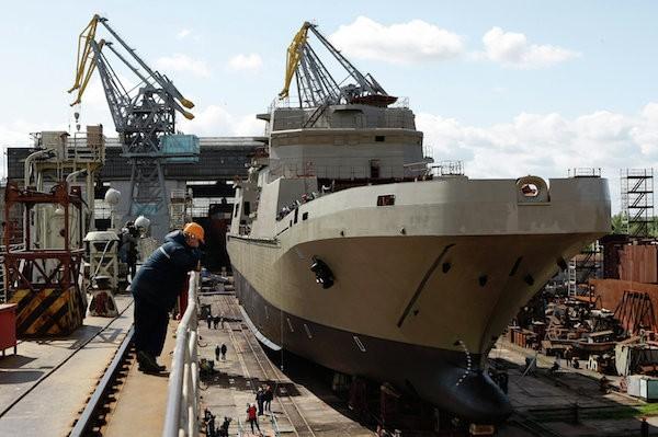Tàu đổ bộ Ivan Gren
