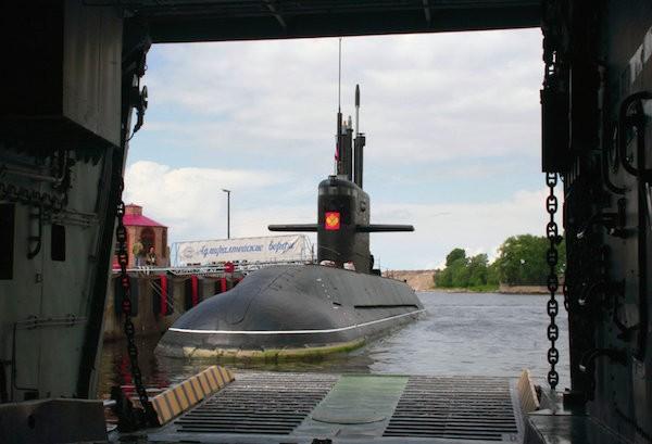 Điểm danh 5 loại vũ khí đáng gờm nhất của hải quân Nga ảnh 2