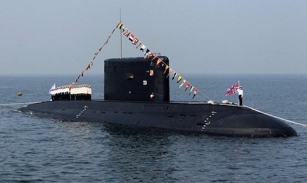 Điểm danh 5 loại vũ khí đáng gờm nhất của hải quân Nga ảnh 1