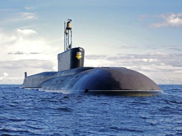 Tàu ngầm tên lửa đạn đạo lớp Borei