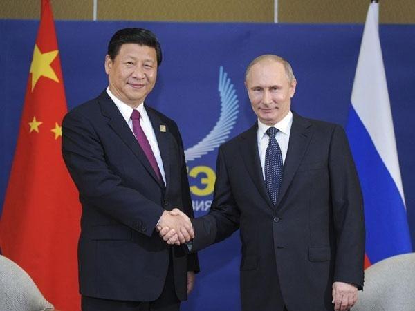 Nga và Trung Quốc đang tăng cường hợp tác trong nhiều lĩnh vực