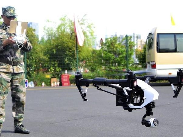 Mỹ lo Trung Quốc cướp mất vị trí đứng đầu thị trường UAV ảnh 1