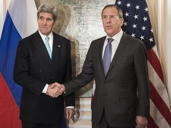 Nga - Mỹ họp bàn các vấn đề khủng hoảng trên thế giới ảnh 1