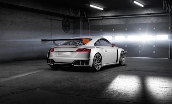Audi TT Clubsport Turbo: Thể thao và sang trọng ảnh 3