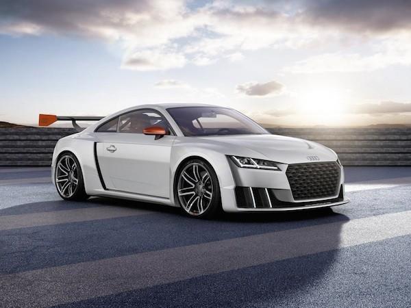 Audi TT Clubsport Turbo: Thể thao và sang trọng ảnh 1