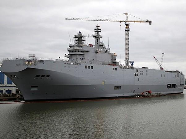 Pháp đề xuất đền bù ít hơn chi phí Nga bỏ ra cho tàu Mistral ảnh 1