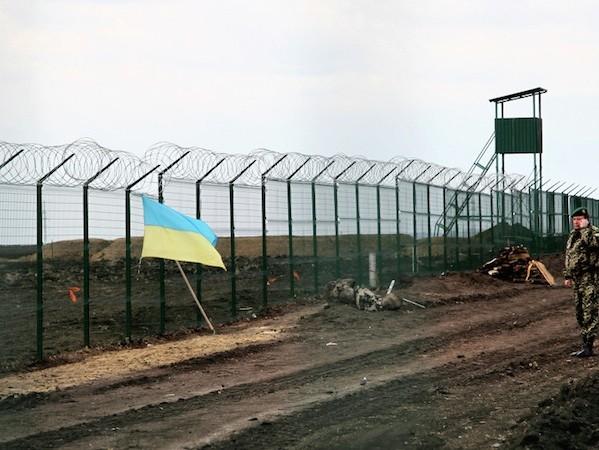 Ukraine chi 200 triệu USD xây tường ngăn cách biên giới với Nga ảnh 1