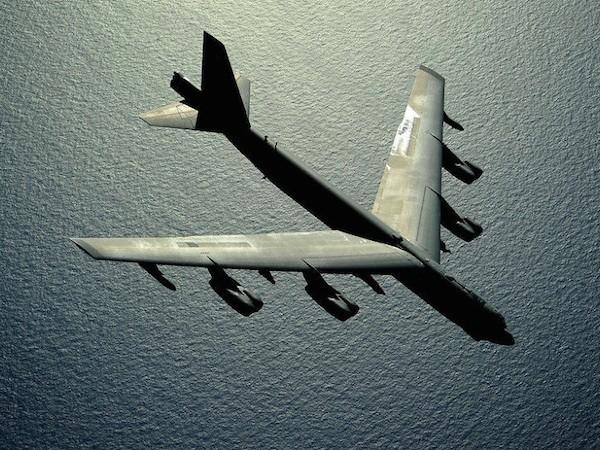 """Máy bay B-52 đến Thuỵ Điển tập trận để """"ra hiệu"""" với Nga ảnh 1"""