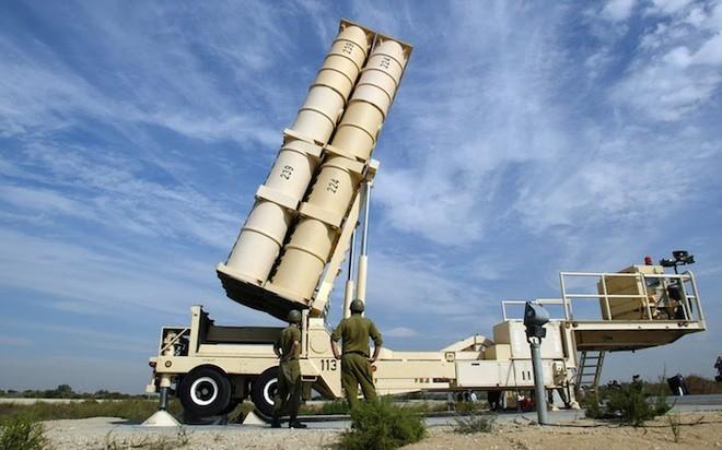 Doanh thu từ công nghiệp quốc phòng Israel giảm 1 tỉ USD trong năm 2014