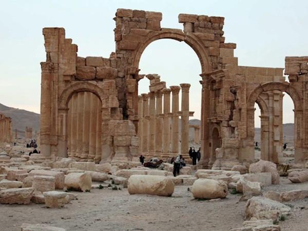 UNESCO coi Palmyra là một thành phố giao thoa của nhiều nền văn hoá